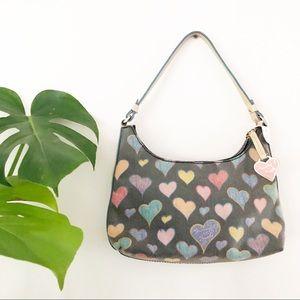 Dooney & Bourke Heart Pattern Mini Bag